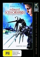 Edward Scissorhands (DVD, 2010)
