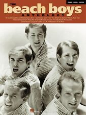 The Beach Boys Anthology Sheet Music Piano Vocal Guitar Songbook NEW 000306433