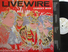 LIVE WIRE - Changes Made ~ VINYL LP PROMO