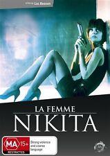 La Femme Nikita NEW R4 DVD