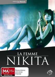 La Femme Nikita DVD - Brand new sealed - region 4