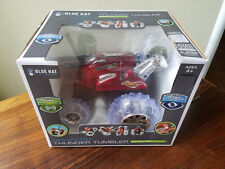 Blue Hat Toy Company Radio Controlled Red Thumder Tumbler #2905196 (NEW)
