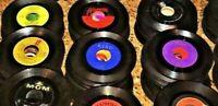 Lot 20 R&B Soul Funk Blues 45rpm Vinyl Records JukeBox Variety 1950's 60's 70's
