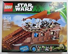 Lego Star Wars Jabba's Sail Barge 75020 New in Sealed Box