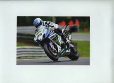 Tommy Hill Worx Crescent Suzuki BSB 2010 Signed 5