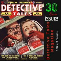 Detective Tales Magazines | Crime, Murder & Mystery stories - 30 issues