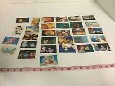 Vintage Disney The Little Mermaid Sticker Collection New w/o tags 90s