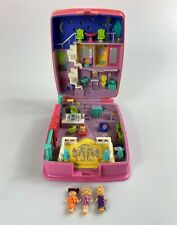 Polly Pocket Star Bright Dinner Party Vintage Playset Complete 1994 Bluebird 90s