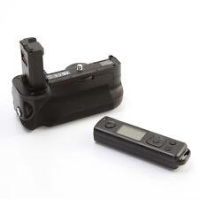 Meike MK-AR7 Wireless Remote Control Battery Grip for Sony A7 A7R A7S as VG-C1EM