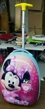"""American Tourister Disney Kids 18"""" Hardside Rolling Kids' Luggage Minnie Mouse"""