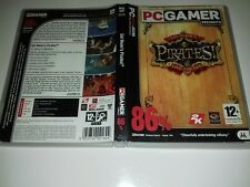 Sid Meier's Pirates!  PC Game 041-006