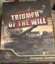 """Compass Games Triumph Of The Will """"Man In The High Castle """"NISW FREE US Shipping"""