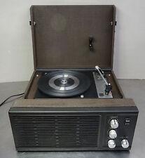 Vintage Turntable Koffer Plattenspieler Dual P70  Kofferplattenspieler 1979-80