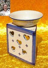 Duft- & Aromalampen aus Keramik fürs Wohnzimmer