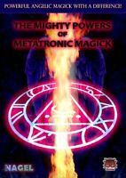 THE MIGHTY POWERS OF METATRONIC MAGICK Carl Nagel Grimoire Magic Occult Wicca