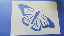 Schablonen 324 Schmetterling Wandtattoo Möbel Stencil Textilgestaltung Airbrush