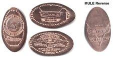 *Copper* Anaheim - Disneyland Dca , Cars Land (3) made w/unc pre82 copper