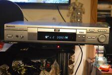 Panasonic DVD-RV60 dvd player.