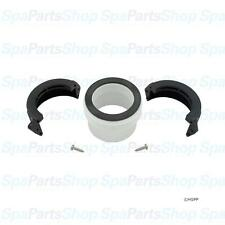 "Spa Pool Hot Tub 2"" Flow Heater Union Split Nut & PVC Tail Piece Kit 0611-20"