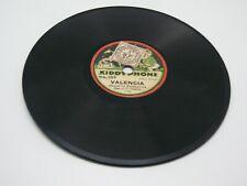 """Kiddyphone Gramophone 5.5"""" 78 Polonaise & Valencia No.107 1926"""