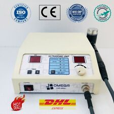 1 Mhz Ultrasound Machine Therapy Physical Pain Therapy Home/Clinic Use : OMEGA