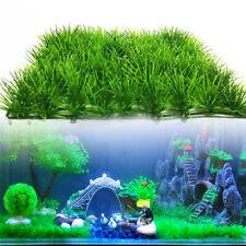 Artificial Fish Tank Plant Landscap Water Aquatic Aquarium Fake Grass Decor Lawn