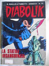 DIABOLIK anno XV n°14  [G313]