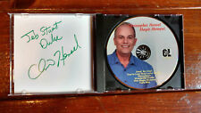 Autographed Christopher Hensel New CD Magic Moment  Hazzard Life