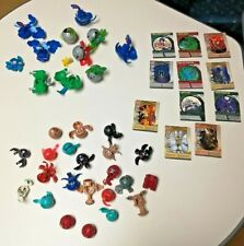 Bagukan Battle Brawlers Lot of 32 Balls Large & Small w/ Assortment of Cards