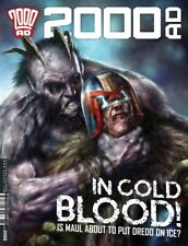 2000 AD PROG 2068 - IN COLD BLOOD!