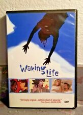 Waking Life (Dvd) Region 1 Free Shipping Previously viewed Like New