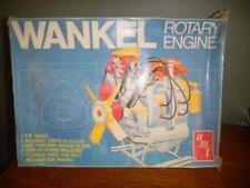 Vintage AMT Model Wankel Rotary Engine 1/4 Scale Unassembled T575