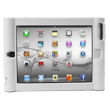 VIBE White iPad Mini 1 / 2 / 3 Protective Silicone Kids Case Stand 4x AMPLIFIER