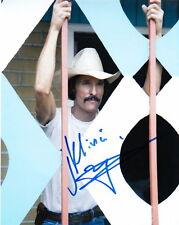 MATTHEW McCONAUGHEY.. Dallas Buyers Club - SIGNED