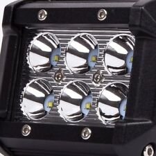 "2pcs TOYOTA Truck ATV SUV 4WD 4"" 18W LED Work Light Bar Car Driving Lamp Pods"
