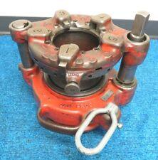 """RIDGID 141 2-1/2""""-4"""" Hog Head/Receding Geared Pipe Threader(416933R)"""