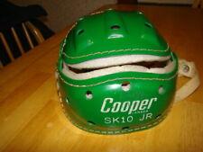 New listing Vintage Cooper Sk10 Jr Hockey Helmet Canada good condition