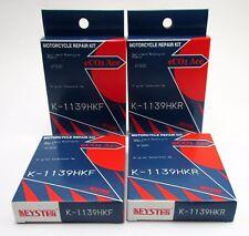 4 X Honda Vf500 Carb Repair Kits