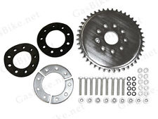44 Tooth Sprocket with Pineapple Bushing Kit 80Cc Gas Motorized Bicycle