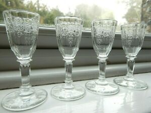 Antique Crystal Drinking Glass Maria Theresia Moser Lobmeyr Museum Collectors