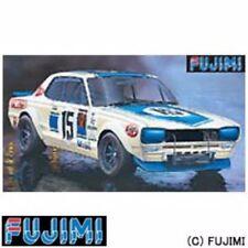 Fujimi 1/24 Historic racing car series 07 KPGC 10 Hakosuka 50 wins SkyLine