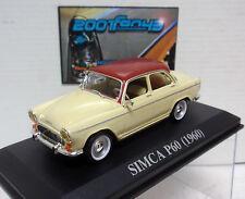 SIMCA P60 1960 1/43 ALTAYA