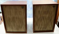 Pair of Klipsch H700 Heresy Speakers + Klipsch Stands - Works Great!