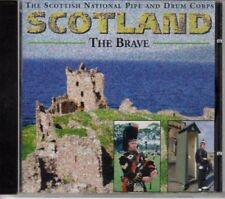 Scottish National Pipe and Drum Corps Scotland, the Brave