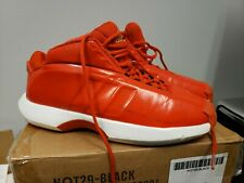 b12f4f756785 Adidas Kobe Crazy 1 Sunshine Basketball Dark Orange White C75735 Men s ...