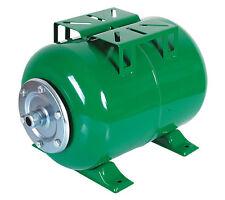 Cuve réservoir horizontal 50 litres pour surpresseur à eau