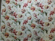 LAURA ASHLEY Gosford Cranberry Fabric 2.7 Meters