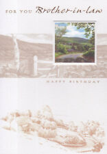 For You Brother In Law Birthday Card