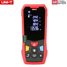 Uni T Laser Distance Meter Mini Rangefinder Diastimeter 40m Range Finder Data Ho