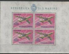 San Marino, Bloc de timbres neuf MNH, bien